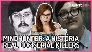Série sobre serial killer netflix
