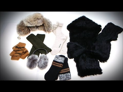 Best Cold Weather Accessories For Winter!