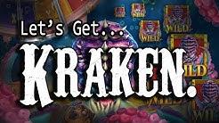 Online Slots: Lets Get Kraken