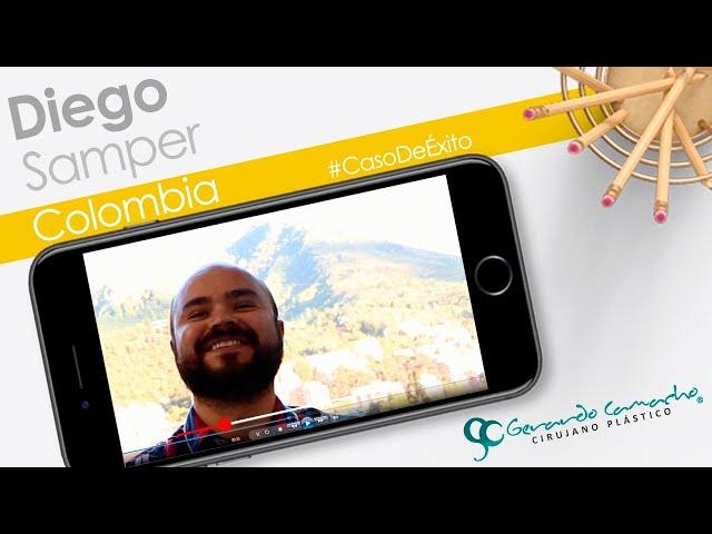 Testimonio de Nuestros pacientes  Casos de éxito Bogota - Colombia