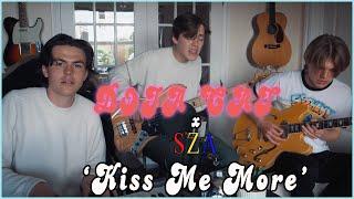 Doja Cat - Kiss Me More ft. SZA(New Hope Club Cover)