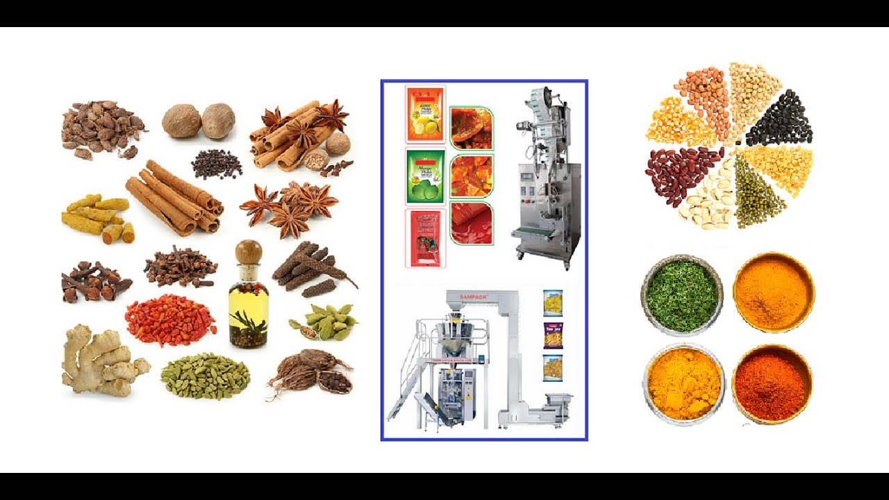 Download Amazing and Ultimate  Food Packing machine for Grains, Granules , Pulses & Powders