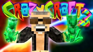 Minecraft Crazy Craft 3: Payback Prank With STAN LEE! (Superheroes Mod) #70