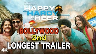 Happy Hardy And Heer Official Teaser Himesh Reshammiya Arijit Singh Navraj Hans Sonia Mann