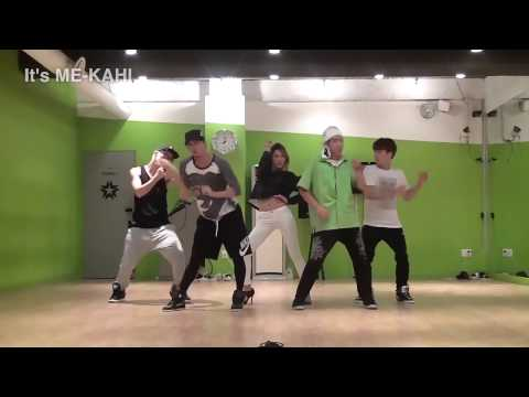 K POP Kahi元After School   It's ME Dance Practice HD