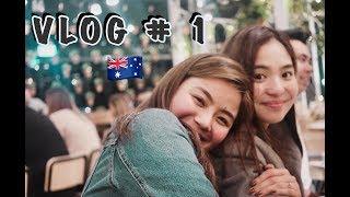 Sharlene San Pedro - VLOG #1    Australia