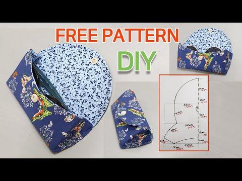 diy-sunglass-case/free-pattern/안경케이스-만들기/쉬운-바느질/패턴공유