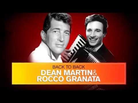 DEAN MARTIN & ROCCO GRANATA - BACK TO BACK - 2CD - TV-Spot