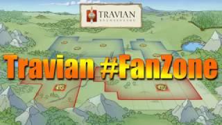 Travian  -  обзор зданий, войск. Завершение 1-го этапа. Уход от скатывания!
