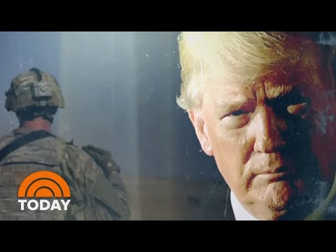 Trump Targets French President At NATO Summit In London | TODAY