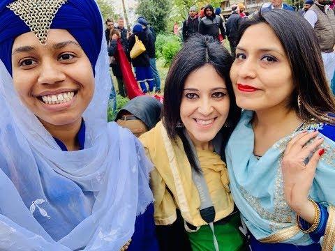❤ Evergreen Dresses Haul + Nagar Kirtan 2019-  VLOG ❤ - Vestiti Indiani - Amanti Di Bollywood