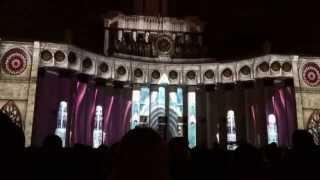 Световое Шоу на ВДНХ видео 4