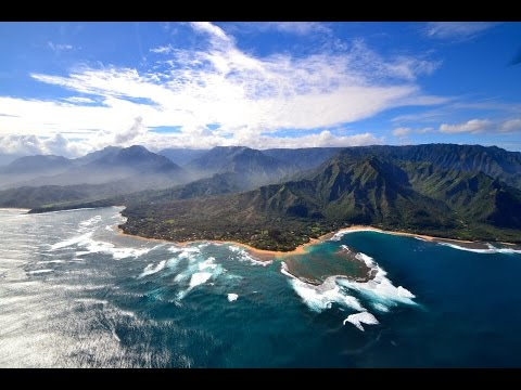 Hawaii - Snorkeling with Turtles, Pearl Harbor, Turtle Bay Resort, Kauai Helicopter Ride