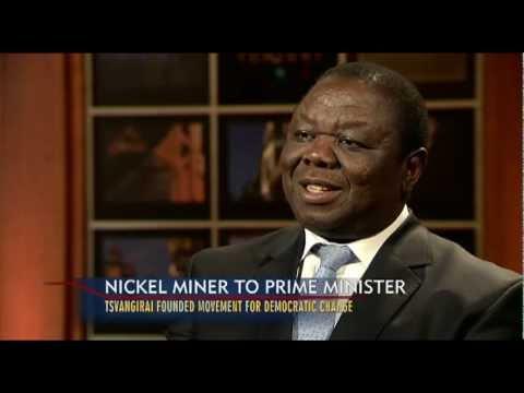 Eddie Arruza interviews: Zimbabwe Prime Minister Morgan Tsvangirai-Part I