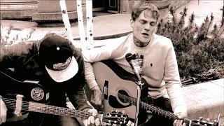 BRADFORD BUSKER (Frankie Porter) & Kingsley George Singing Take it on The Run
