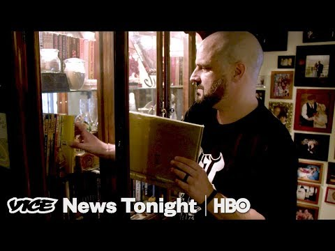 This Guy Collects Artwork From Serial Killers (HBO)