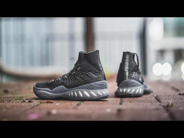 promo code ef7a4 f2e8c Adidas Crazy Explosive 2017 On Feet - Fotos