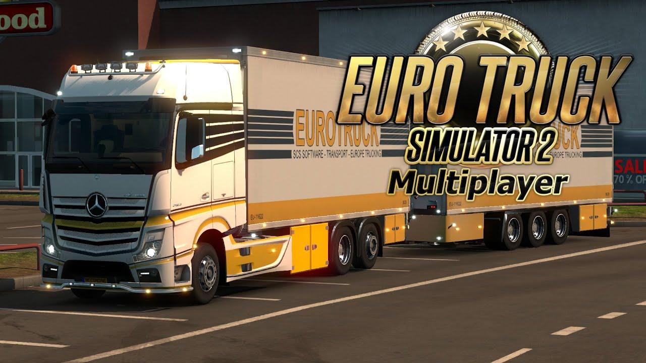 Ets2 multiplayer macbook
