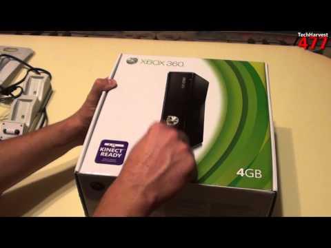 Xbox 360 Unboxing