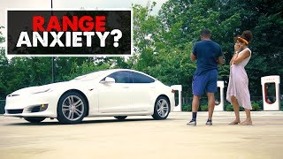 TESLA MODEL S ROAD TRIP: 800 Miles Atlanta to Houston – Will We Make It?