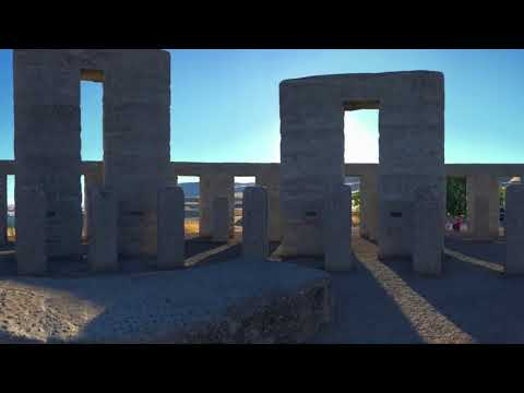 Stonehenge Monument Virtual Tour Summer Solstice 2018