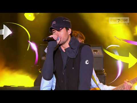 Enrique Iglesias - I like it (LIVE promo)