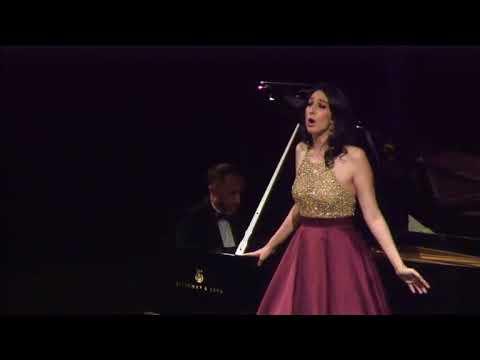 Jennifer Zamorano sings