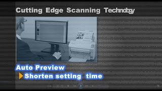 """Auto Rescan Movie: """"Easy Scanning with a Panasonic Document Scanner"""""""