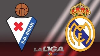 Resumen de SD Eibar (6-0) Real Madrid Castilla - HD