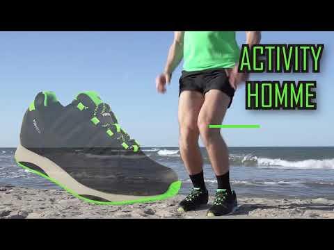 Chaussures de sport pour pieds sensibles ACTIVITY. Marche et randonnée
