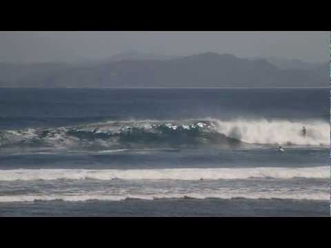 Surfing at Mawi - Lombok, Indonesia
