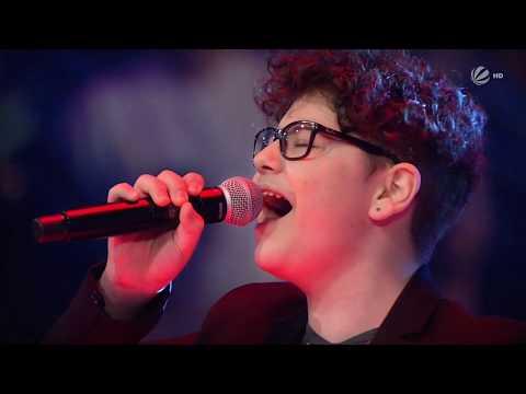 Voice Kids 6 - Battle 1 - 07 Flavio, Nadine, Samuele - Grande Amore