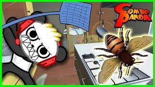 Fly in the House Where's the FLY SWATTER Let's Play with Combo Panda