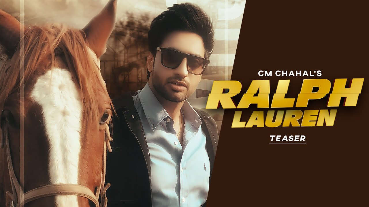 Ralph Lauren (Teaser) CM Chahal | Inder Dhammu | Badfella Production | Bop Music