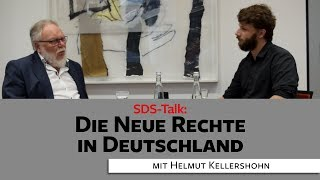 SDS-Talk mit Helmut Kellershohn: Die Neue Rechte in Deutschland