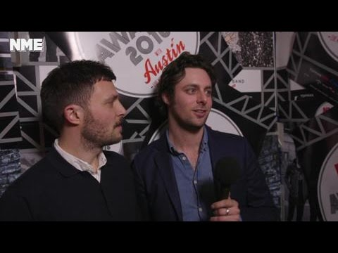 NME AWARDS 2016: The Maccabees talk about Bring Me The Horizon