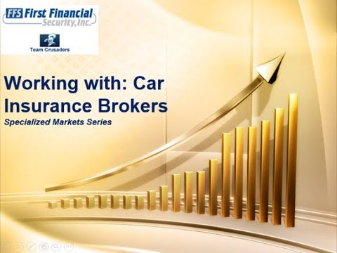 Working with Car Insurance Brokers Class on Demand
