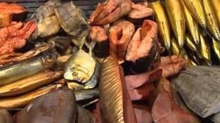 «Рыбак Камчатки» снова приедет в Сочи. Новости Эфкате(Белорыбица, кижуч, палтус и нерка - более 30 разновидностей копченой рыбы и морепродуктов, и, конечно же, наст..., 2016-04-13T12:24:38.000Z)