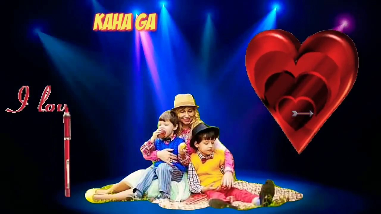 Kahan gaye mamta bhare din heart touching video song - YouTube
