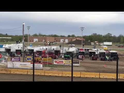 7W Racing Heat Race Viking Speedway 5-12-18