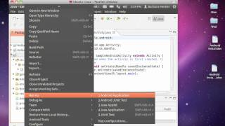 (Ubuntu 11.10) Andoid Dev Environment INSTALL - Part 2