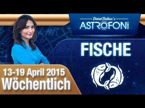 Monatliches Horoskop Zum Sternzeichen Fische 13 19 April 2015 Youtube