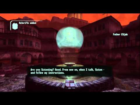 Fallout New Vegas Dead Money DLC Walkthrough HD Episode 1: Gameplay