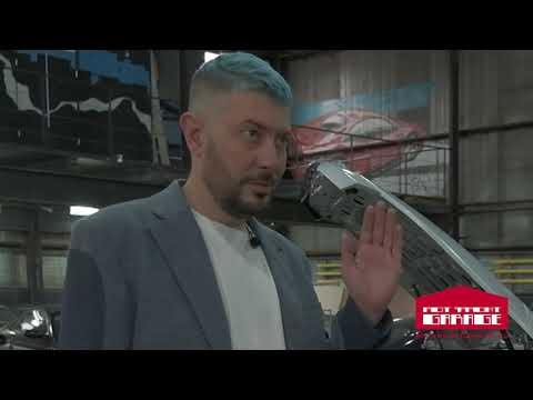 Артемий Лебедев в гостях у Rotfrontgarage