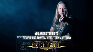 """Magnus Karlsson's Free Fall – """"Temples And Towers"""" feat.Tony Martin – Official Audio"""