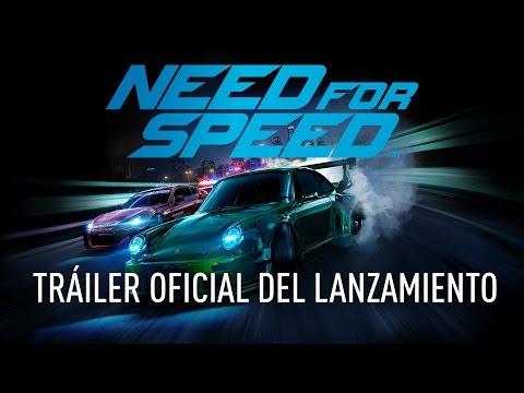Tráiler oficial de lanzamiento de Need For Speed // 1080p