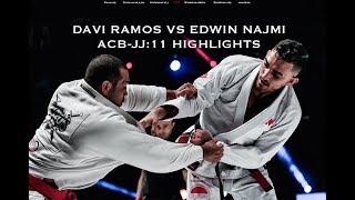 Davi Ramos vs Edwin Namji - ACB JJ:11 Highlights [HELLO JAPAN]