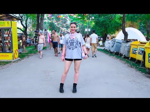 Wiz Khalifa live zien bij Sziget! | Vloggloss 1004