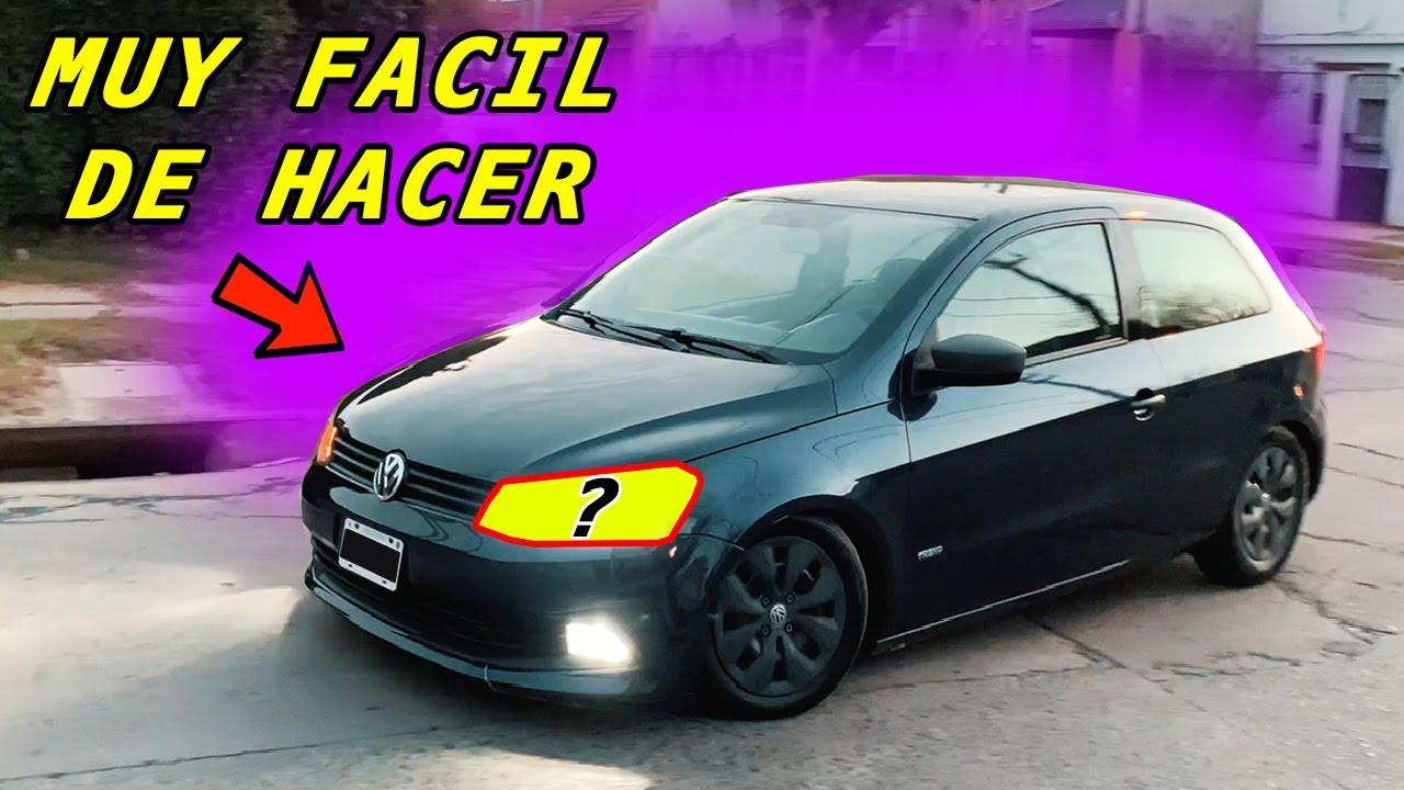 NUEVAS OPTICAS para el VW GOL TREND de RAMA l Lucas Ramirez