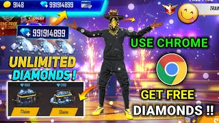 How To Get Free Diamond in Free Fire Without Paytm    No app no paytm get free diamond in free fire screenshot 3